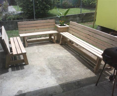 build a bench seat for garden simple garden bench seat made by hector