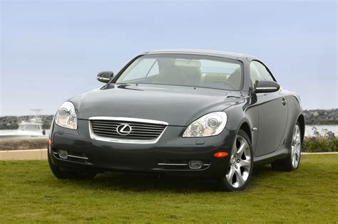 how to learn about cars 2008 lexus sc auto manual 2008 lexus sc 430 pebble beach edition images photo 2008