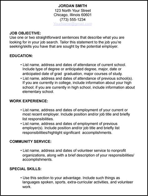 help me do a resume 17 best images about resume work tips on