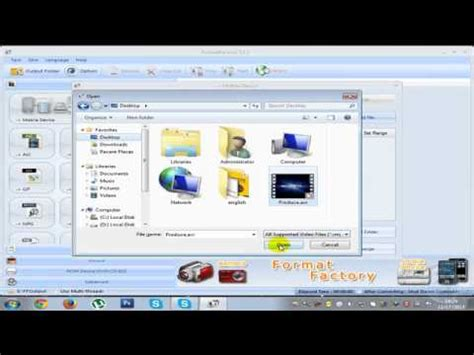 format factory not working how to use format factory urdu tutoiral youtube