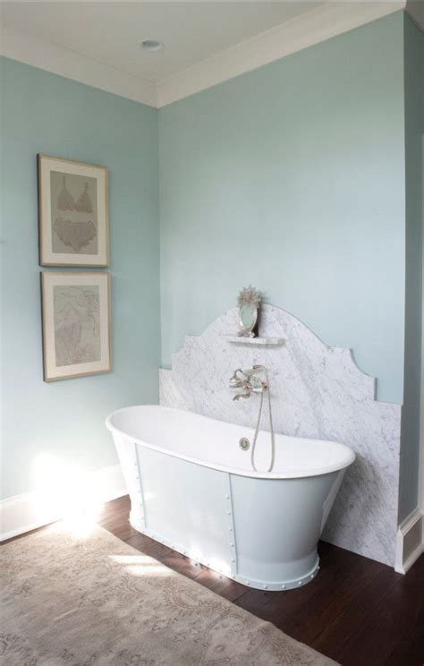benjamin moore bathroom paint ideas best 25 palladian blue bathroom ideas on pinterest