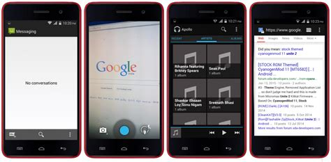 themes for micromax a106 cynogenmod 11 for micromax unite 2 a106 cm themed cynite