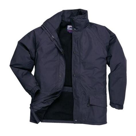 Jaket Zipper 2 From Tribun Padang With portwest arbroath jacket fleece lined two way zip with