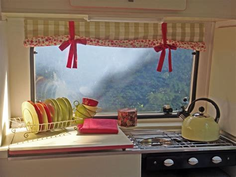 curtains for cervans 25 best ideas about caravan curtains on pinterest rv