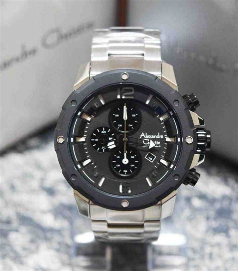 Jam Tangan Alexandre Chistie Ac 6349 Silver White jual jam tangan pria alexandre christie ac 6410 mc baru