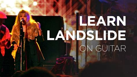 learn guitar youtube learn landslide on guitar youtube