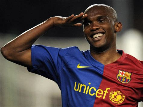 The Most Decorated Football Player In The World by Eto O Vs Almer 237 A B A R 231 A