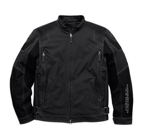 mens riding jackets harley davidson mens fortify waterproof riding jacket