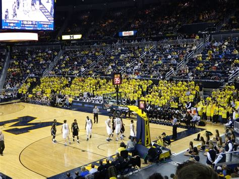 michigan student section 1000 images about michigan basketball on pinterest trey
