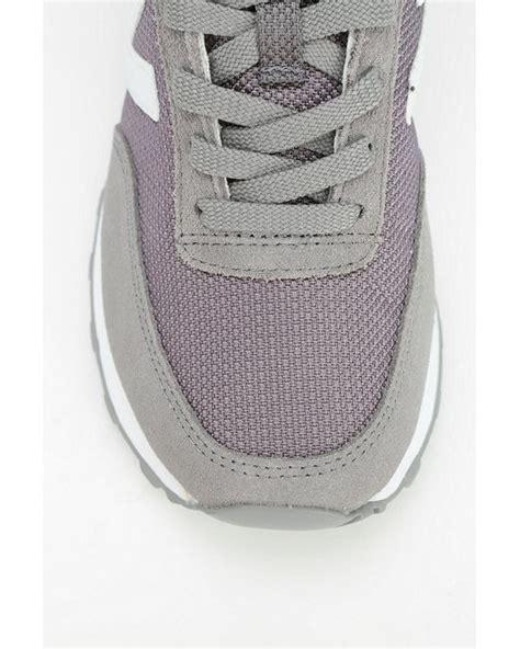 new balance 501 classic running sneaker new balance 501 classic running sneaker in gray grey lyst