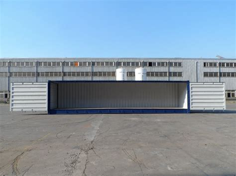 40 Open Side Shipping Container Price by 40ft High Cube Open Side Container Trip Products