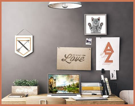 best way to hang pictures without damaging the wall how to hang posters without damaging the wall uprinting