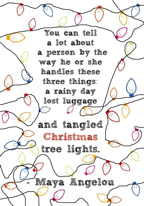 quote have you got tangled christmas tree lights this