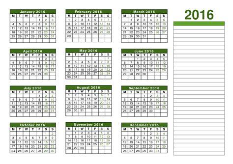 desktop calendar templates 2016 calendar printable templates 2016 calendar desktop