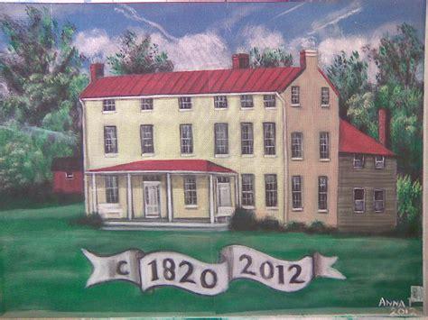 benson hammond house anna s painted screens