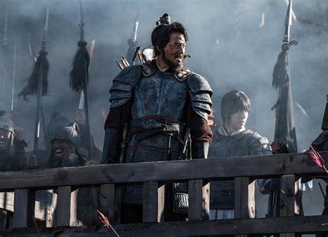 film perang keren jo in sung jadi pemimpin perang di ansi fortress bareng