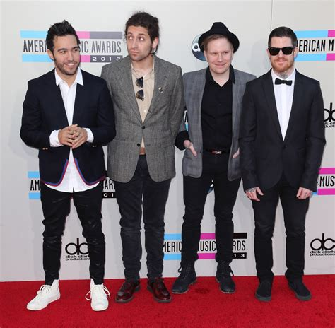 Detox And William Fall Out by Fall Out Boy Photo 2013 American Awards The