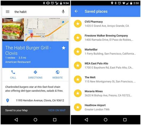 google images saved how to manage saved places in google maps greenbot