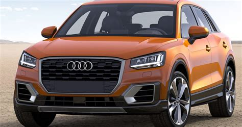engine fitting services audi q2 crossover brings the