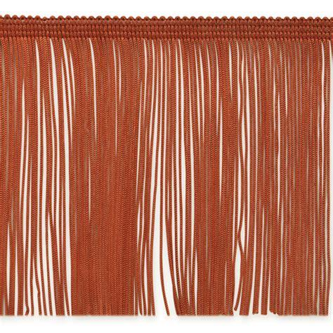 upholstery fringe 4 quot chainette fringe trim turquoise discount designer