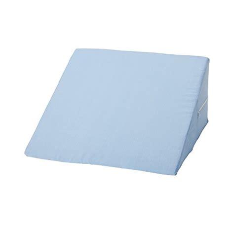 bed wedge pillow for legs dmi foam bed wedge pillow acid reflux pillow leg