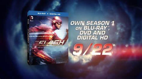 fresh off the boat season 4 dvd the flash season 1 dvd blu ray promo hd television promos