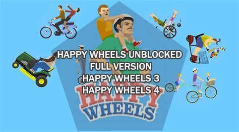 happy wheels full version all levels happy wheels unblocked full version happy wheels 3