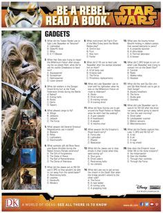 printable star wars quiz questions printable star wars bingo starwars birthday party game