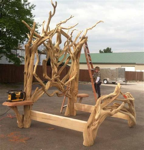 cedar stuff com rustic log furniture pinned with branches and stones furniture home collections log