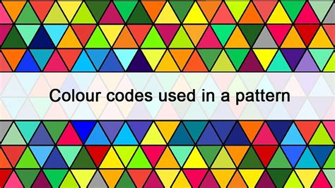 pattern color codes color codes used in pattern casting process mecholic