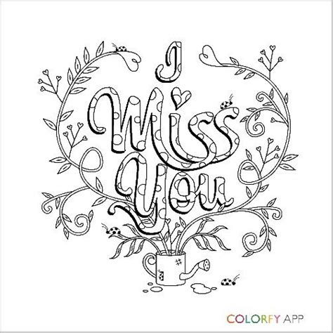 Miss U Coloring Pages by 50 Best Images About Coloring Pages On