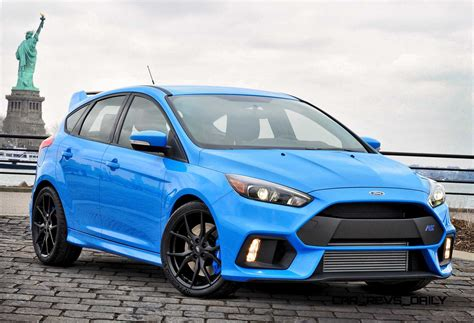 Ford Focus Rs Price by 2016 Ford Focus Rs Pricing