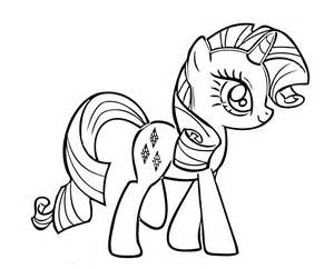 rarity coloring pages free coloring pages of my pony nightmare moon