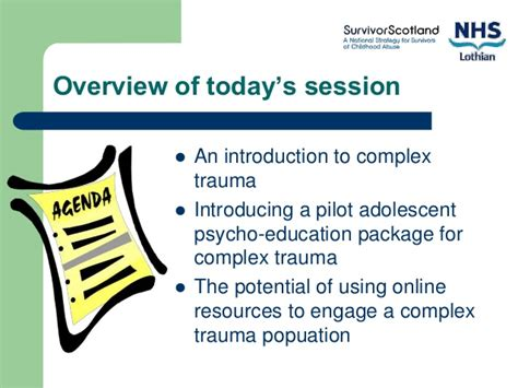piloting a psycho education course for adolescents who