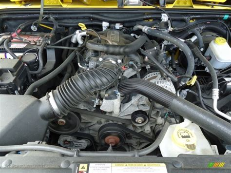 What Of Engine Does A Jeep Wrangler 2008 Jeep Wrangler Unlimited Rubicon Jk 8 Independence 4x4