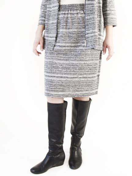Klok Skirt by Bob Skirt By Klok At Hello Boutique
