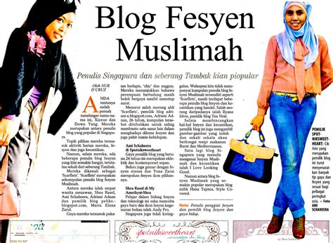 berita harian singapura ami schaheera featured berita harian singapura