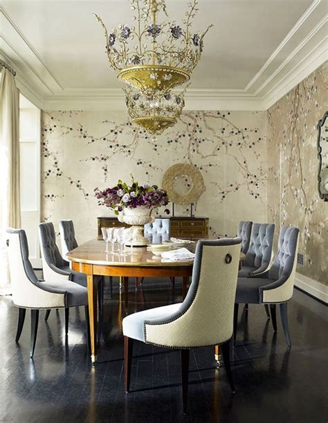chinoiserie dining room best 25 chinoiserie wallpaper ideas on silver