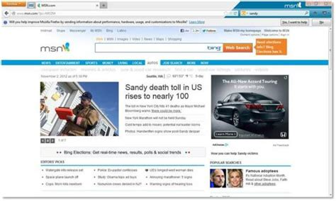 msn com image gallery keep old msn homepage