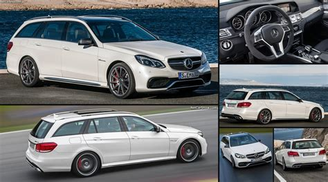 2014 E63 Amg Specs by Mercedes E63 Amg Estate 2014 Pictures