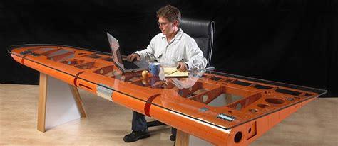 rudder airplane desk motoart