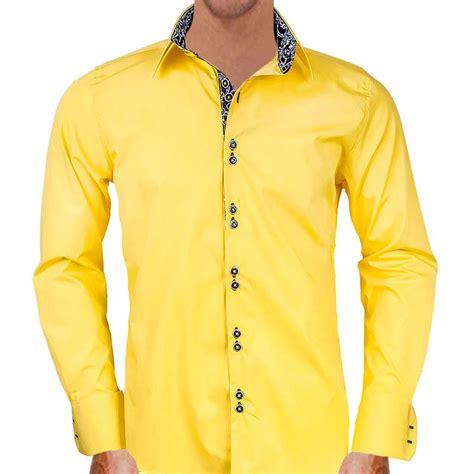 light yellow mens dress shirt yellow dress shirts ejn dress