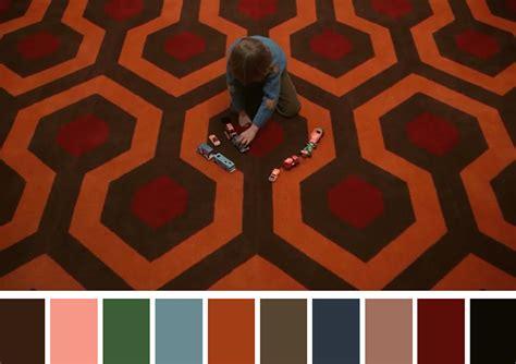 move color la paleta de colores de famosas escenas de cine la