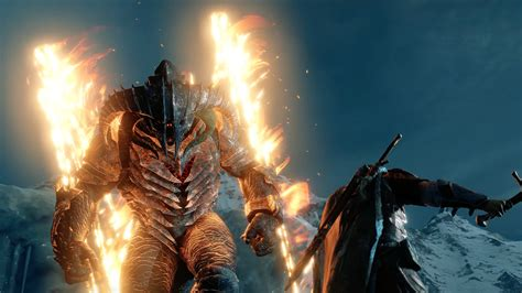 A War Of Shadows shadow of war s new story trailer sets the stage for the