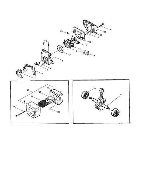 Turbo Air Cleaner Diagram Amp Parts List For Model 136