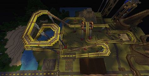 theme park names minecraft theme park foxco special added details 1 7 10