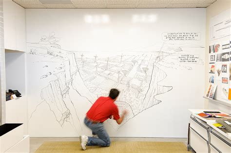 big white boards whiteboard ideapaint new york home and office painting