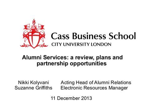 Cass Mba Review by Alumni Library Forum 2013 Cass Business School Alumni