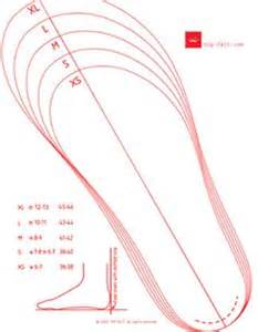 About size charts on pinterest shoe size chart charts and kid shoes