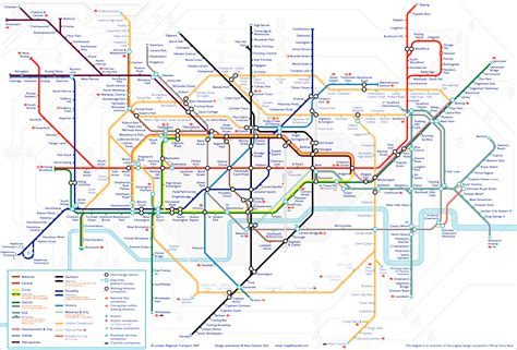 printable version of london tube map tube map alex4d old blog